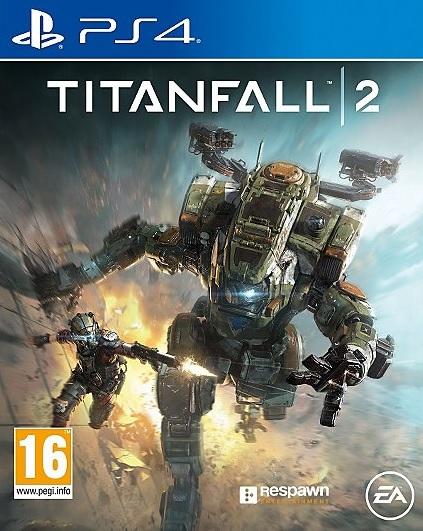PS4 Titanfall 2 Nové
