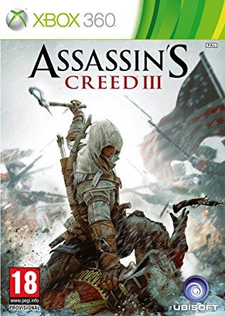 X360 Assassins Creed 3 CZ