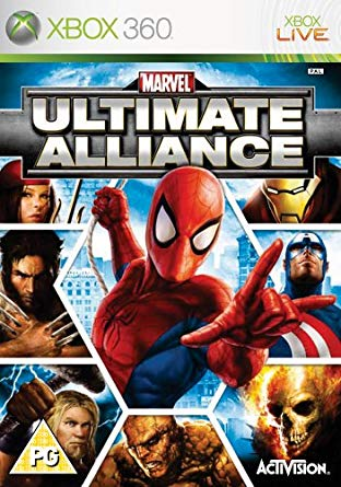 X360 Marvel Ultimate Alliance
