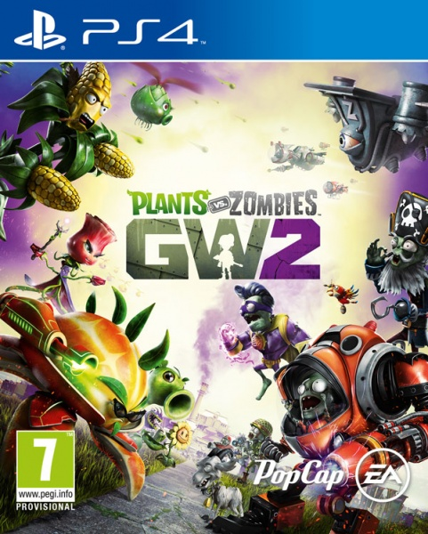 PS4 Plants vs. Zombies Garden Warfare 2 Nové