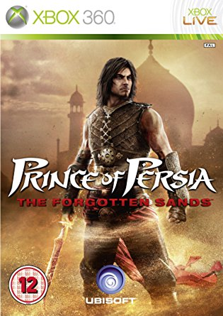X360 Prince of Persia The Forgotten Sands