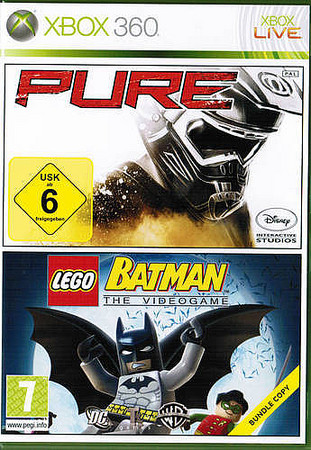 X360 Pure & Lego Batman