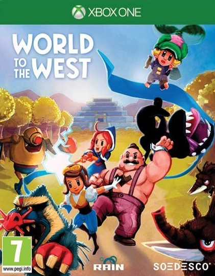 XONE World to the West Nové