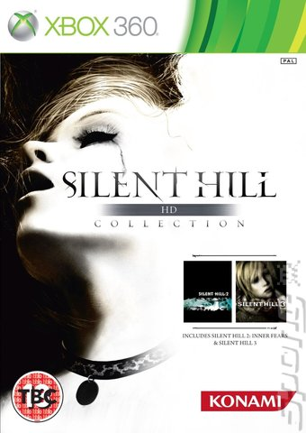 X360 Silent Hill HD Collection