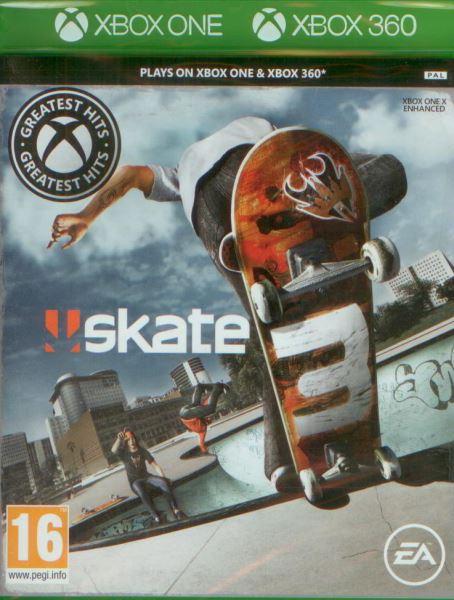 XONE/X360 Skate 3 Nové