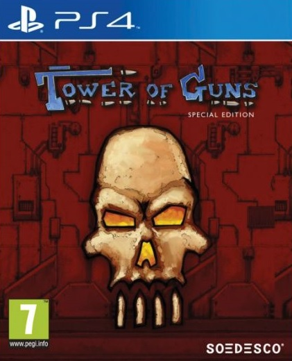 PS4 Tower of Guns Special Edition Nové