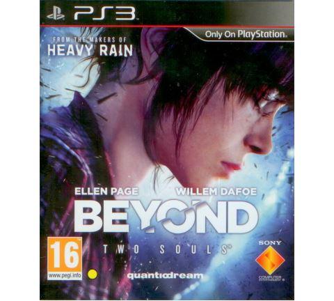 PS3 Beyond Two Souls CZ Nové