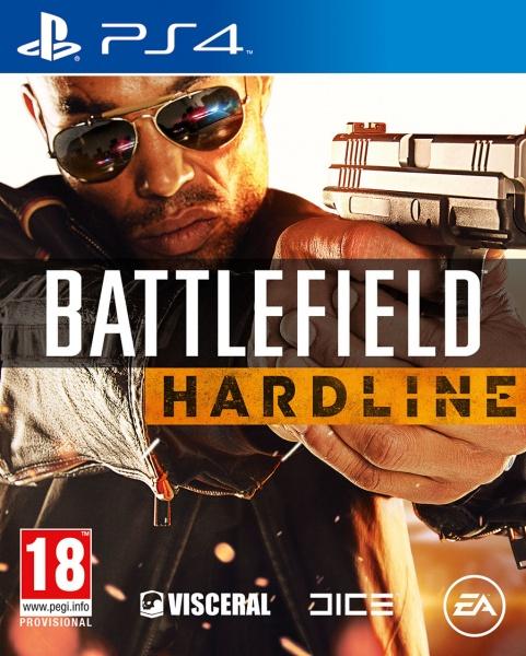 PS4 Battlefield Hardline Nové