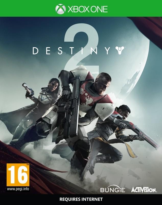 XONE Destiny 2 Nové
