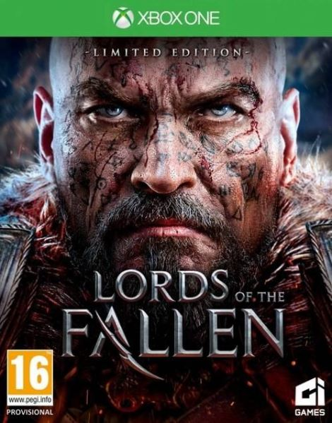 XONE Lords of the Fallen Limited Edition Nové