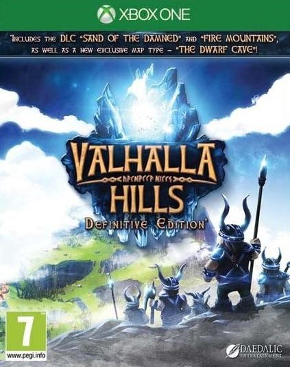 XONE Valhalla Hills Definitive Edition Nové