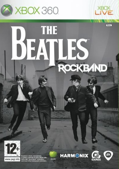 X360 The Beatles Rock Band