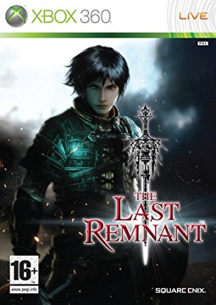 X360 The Last Remnant