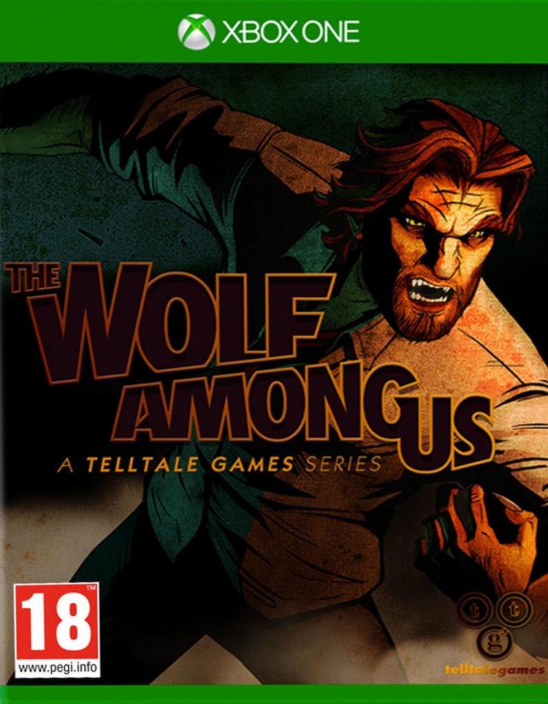 XONE Wolf Among Us A Telltale Games Series Nové