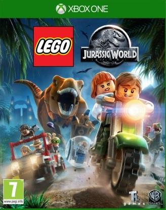XONE Lego Jurassic World Nové