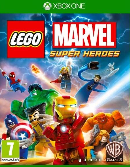 XONE Lego Marvel Super Heroes Nové
