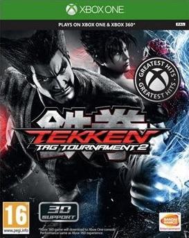 XONE/X360 Tekken Tag Tournament 2 Nové