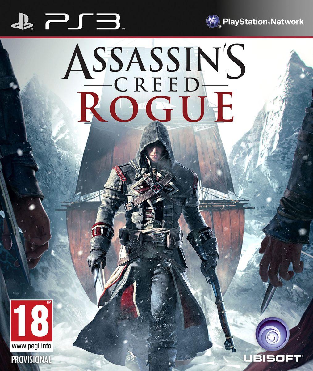 PS3 Assassins Creed Rogue Nové