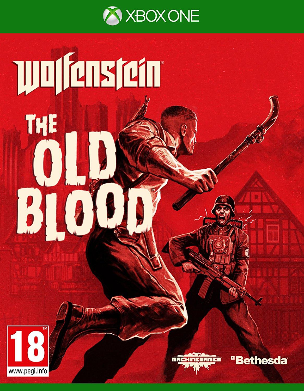 XONE Wolfenstein The Old Blood Nové