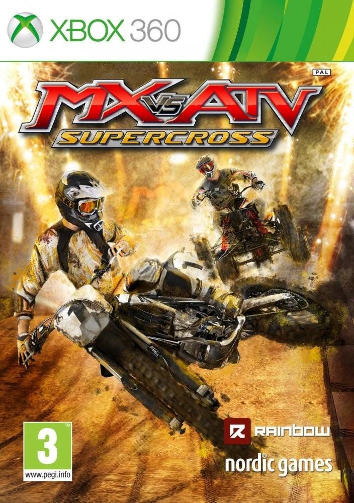 X360 MX vs ATV Supercross Nové