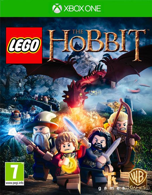 XONE LEGO The Hobbit Nové