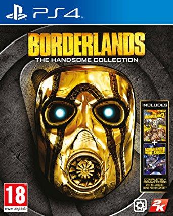 PS4 Borderlands The Handsome Collection Nové