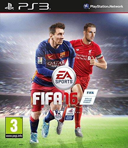 PS3 FIFA 16 CZ Nové