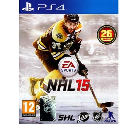 PS4 NHL 15 CZ Nové