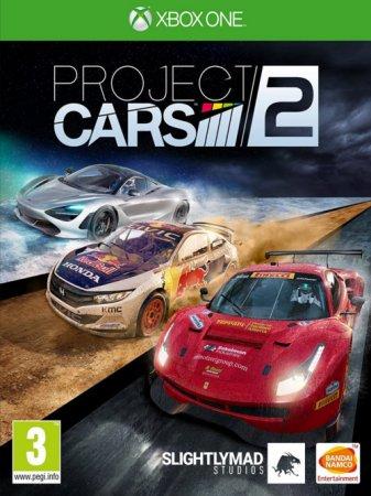 XONE Project CARS 2 Nové