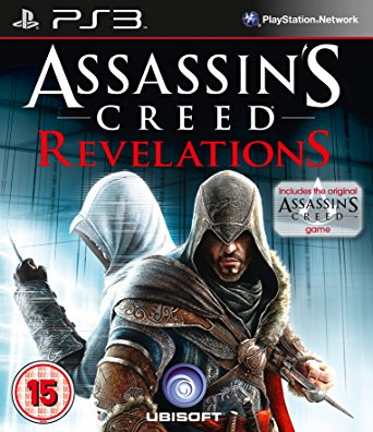 PS3 Assassins Creed Revelations + Assassins Creed 1