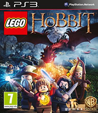 PS3 Lego The Hobbit Nové