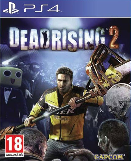 PS4 Dead Rising 2 Nové