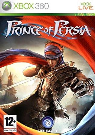 X360 Prince of Persia Nové