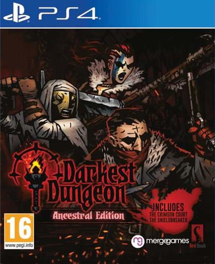 PS4 Darkest Dungeon Ancestral Edition CZ Nové
