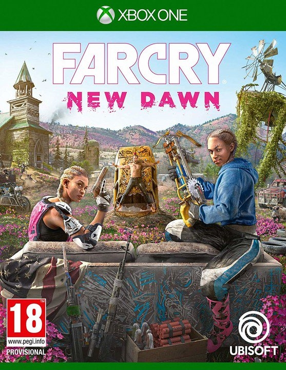 XONE Far Cry New Dawn CZ Nové