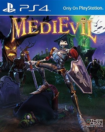 PS4 MediEvil CZ Nové