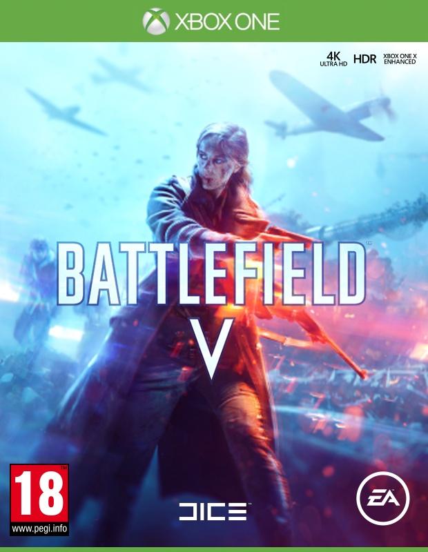 XONE Battlefield V Nové