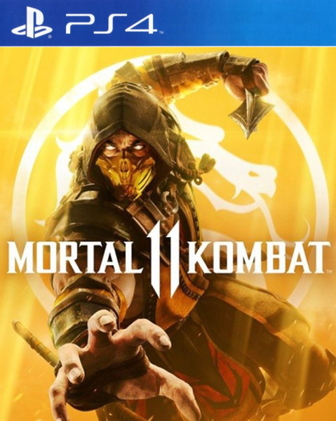 PS4 Mortal Kombat 11 Nové