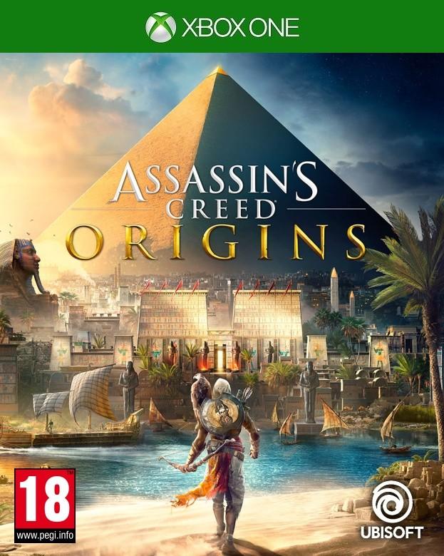 XONE Assassins Creed Origins Nové