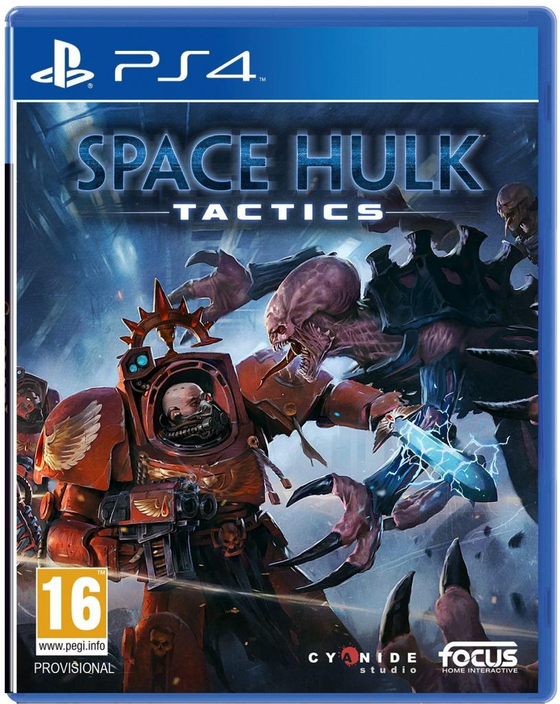 PS4 Space Hulk Tactics CZ Nové