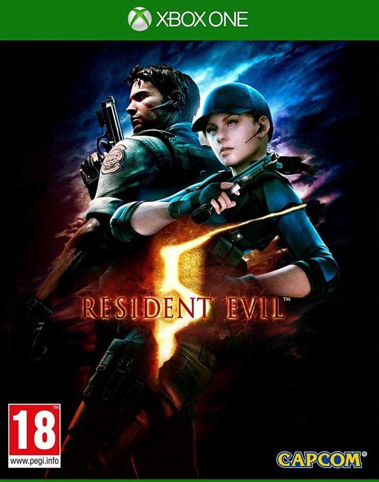 XONE Resident Evil 5 Nové