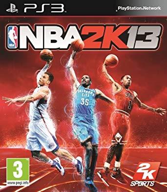 PS3 NBA 2K13 Nové