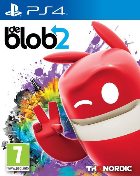 PS4 De Blob 2 Nové