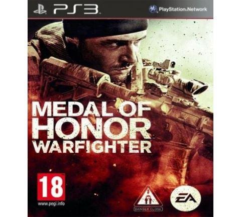 PS3 Medal Of Honor Warfighter Nové