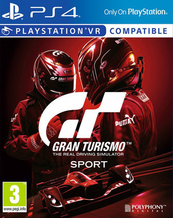 PS4 Gran Turismo Sport Spec 2 CZ Nové