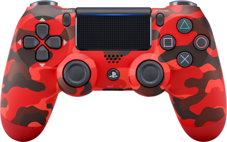 PS4 Sony DualShock 4 Red Cammo V2 Nové