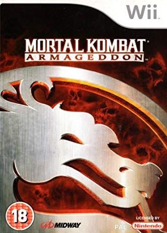 Wii Mortal Kombat Armageddon