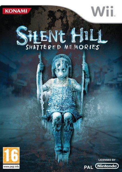 Wii Silent Hill Shattered Memories - jen hra