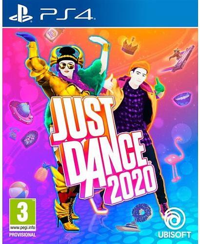 PS4 Just Dance 2020 Nové