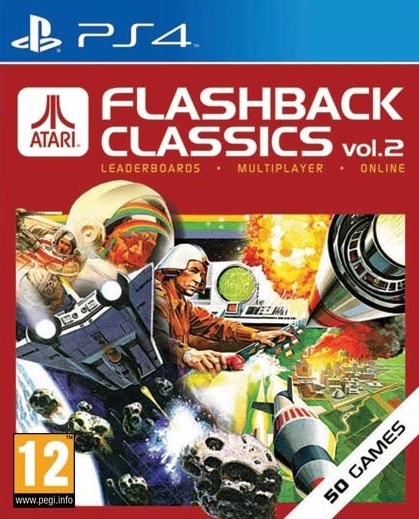 PS4 Atari Flashback Classics vol. 2 Nové